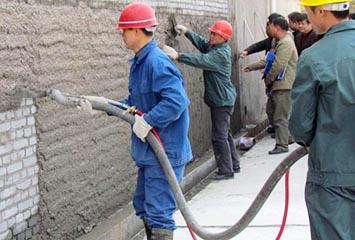 建材公司干混砂浆案例