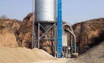 贵州年产8万吨石灰石矿粉公路路面填充料制粉生产线