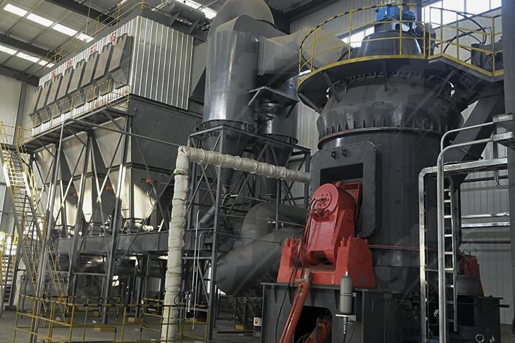 宁夏活性炭项目年产10万吨煤粉立式磨机生产线