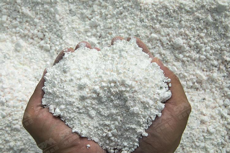青海年产12万吨耐火材料氧化镁磨粉生产线