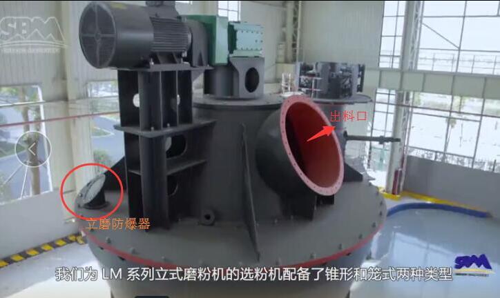 想做防爆的煤粉立磨生产线,告诉你,除了防爆阀,热风炉也是关键