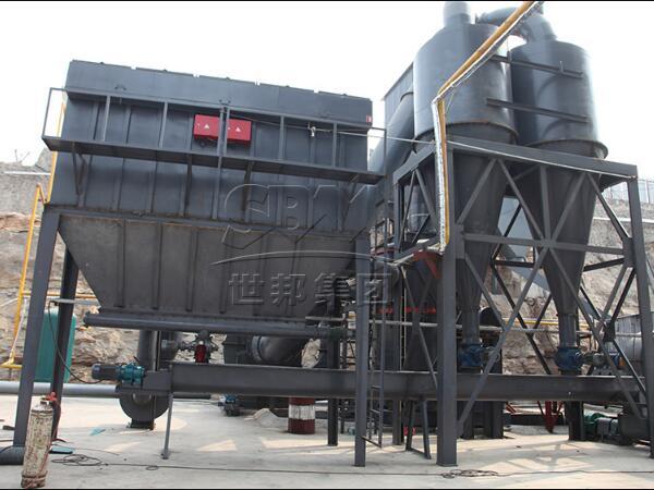 除了气体通过量,工业制粉磨粉机的除尘器还要考虑哪些因素,要怎么选?