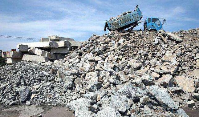 建筑垃圾中有哪些可以直接回收利用?