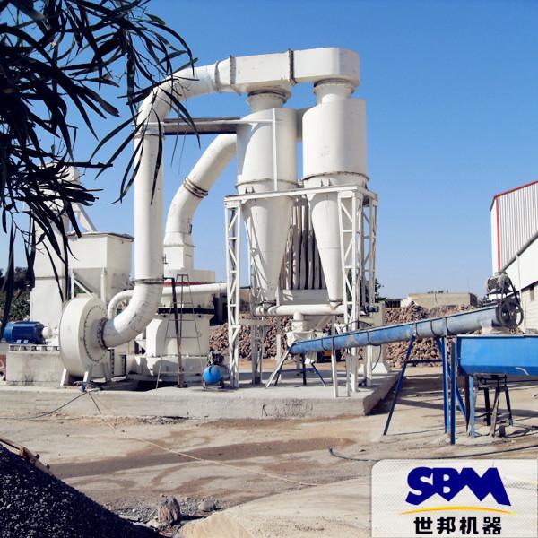 世邦立磨为锅炉煤粉的环保性做了充分的考虑